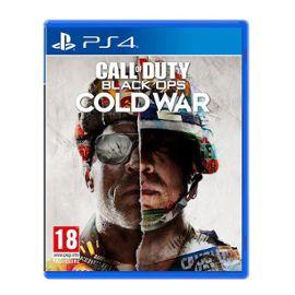 Précommande : Jeu Call of Duty : Cold War sur PS4