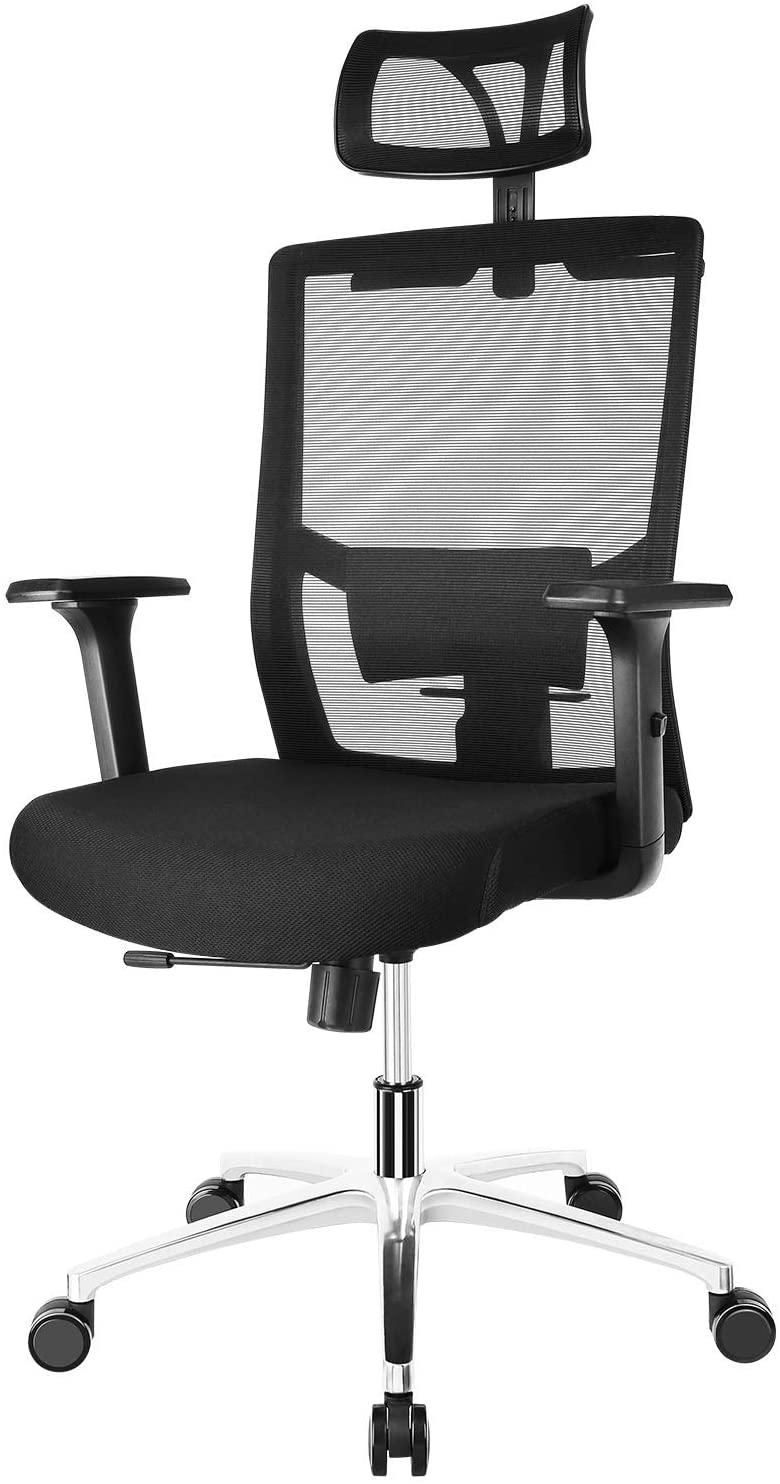 Chaise Bureau Ergonomique Fixkit (Via coupon - Vendeur tiers)