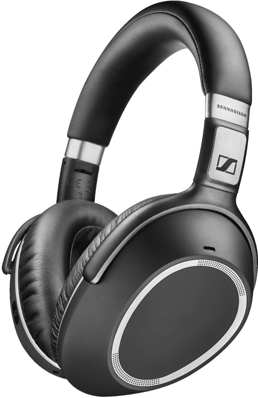 Casque audio sans fil avec réduction de bruit active Sennheiser PXC 550 Wireless (Bluetooth) - reconditionné