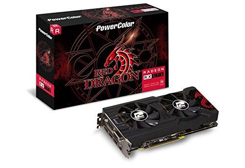 Carte Graphique PowerColor AMD Radeon RX 570 4 Go OC