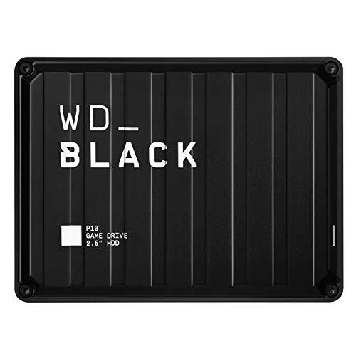 Disque dur externe Western digital (WD) Black P10 - 4 To