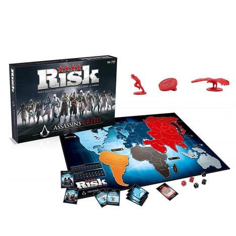 Jeu de société Risk Assassin's Creed