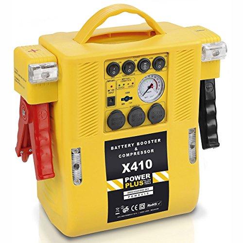 Démarreur à batterie/multifonction Powerplus POWX410