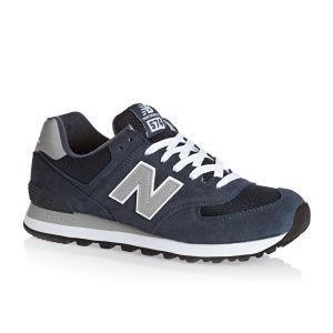 Chaussures New Balance M574 - Bleu marine