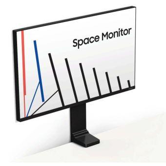 """Ecran PC 27"""" Samsung Space Monitor S27R750 - WQHD, Dalle VA, 144 Hz, 4 ms"""