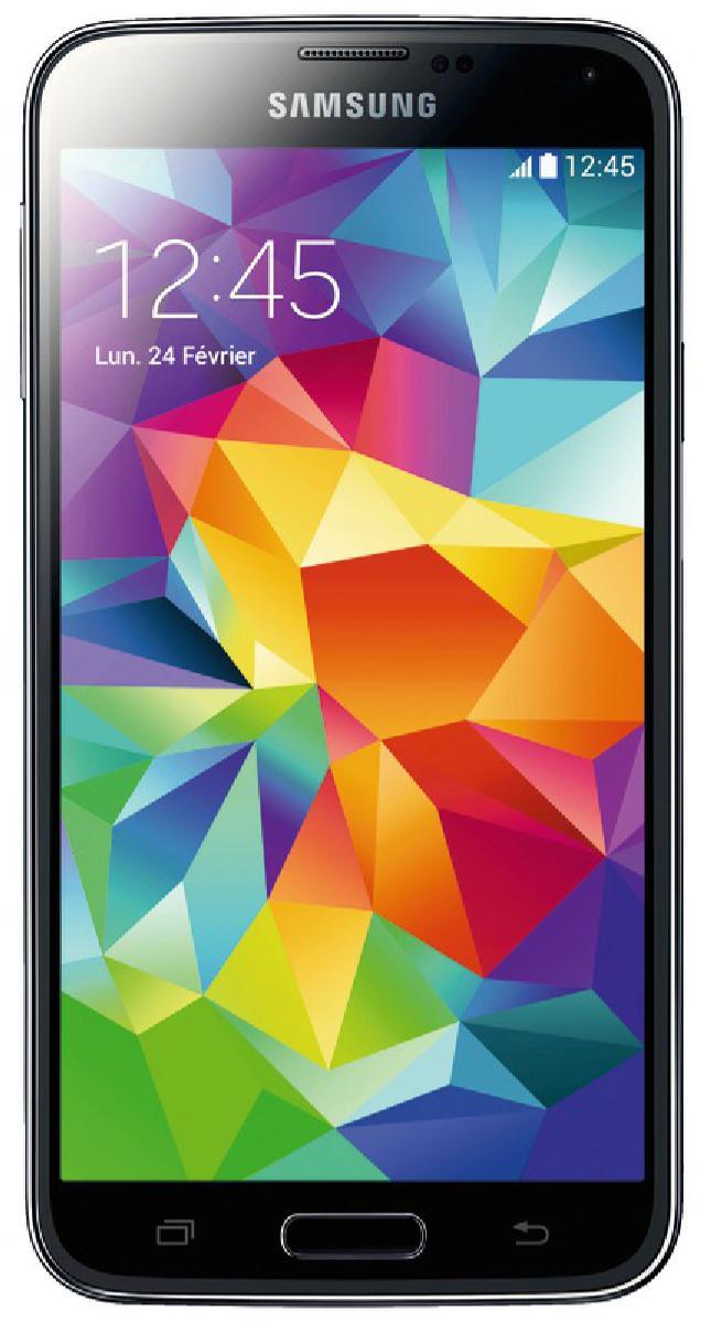 "Smartphone 5.1"" Samsung Galaxy S5 VE - Noir (via 80€ waaoh)"