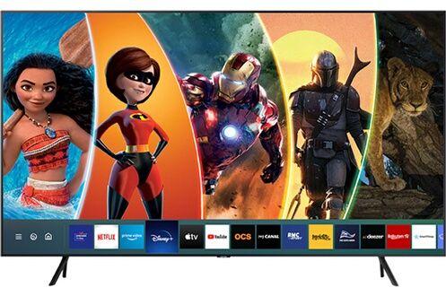 "TV 75"" Samsung UE75TU7175 2020 - UHD 4K, HDR, Smart TV"