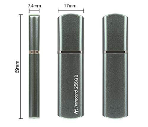 Clef USB 3.1 Transcend etFlash 910 - 256 Go