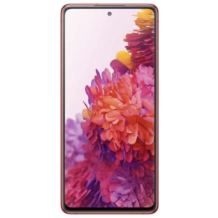 "[CDAV] Smartphone 6,5"" Samsung Galaxy S20 FE (5G) - Snapdragon 865, AMOLED 120 Hz, 6 Go RAM, 128 Go"