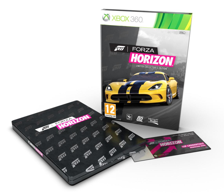 Forza Horizon Edition Collector Limitée (XBOX 360) / Frais de port inclus