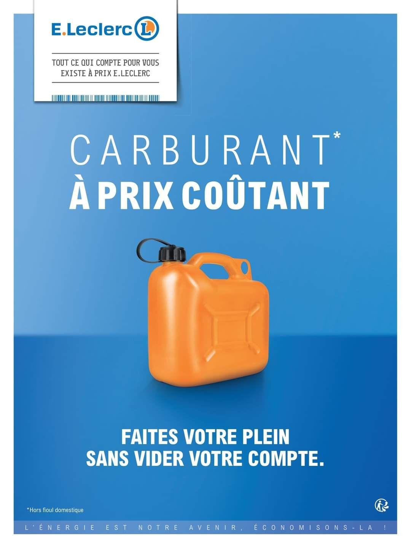 Carburant à prix coûtant - Saint-Grégoire (35)