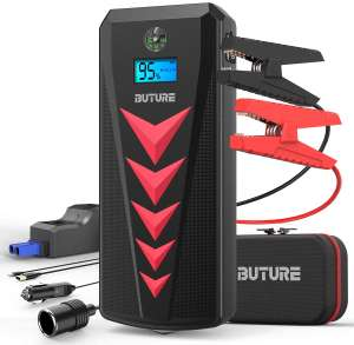 Booster pour batterie de voiture BuTure 2000A 22000mAh (Vendeur Tiers)