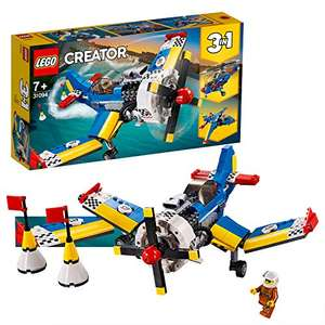 Jeu de construction Lego Creator : L'avion de course - 31094