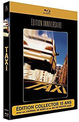 Blu-ray : Taxi 1 édition 15ème anniversaire