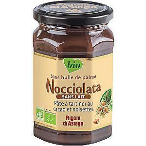 Pâte à tartiner Bio Nocciolata - 270g (Dprts : 67, 68, 88)