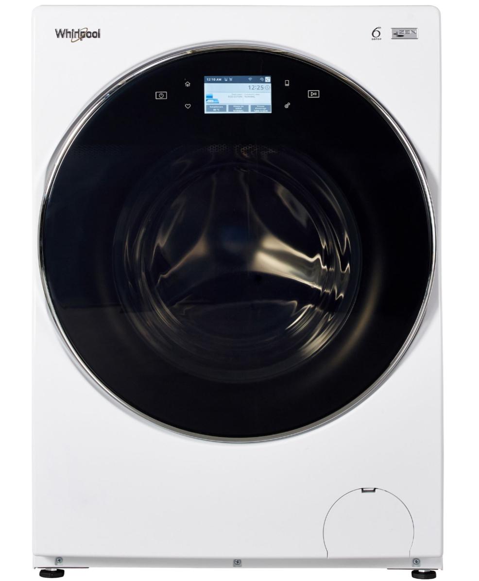 Lave linge hublot Whirlpool W Collection (FRR 12451) - Monteur à induction, 12 Kg (77l),