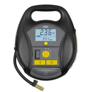 Compresseur rechargeable Ring RETC6000 - 6.9 bars, 12/230 V
