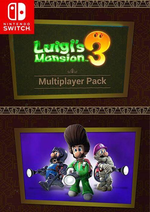 DLC Luigi's Mansion 3 - Multiplayer Pack sur Nintendo Switch (Dématérialisé)
