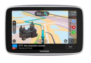 "GPS TomTom Go Premium 5"""