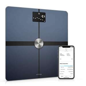 Balance connectée Withings/Nokia Body+ - WiFi, Bluetooth, Noir