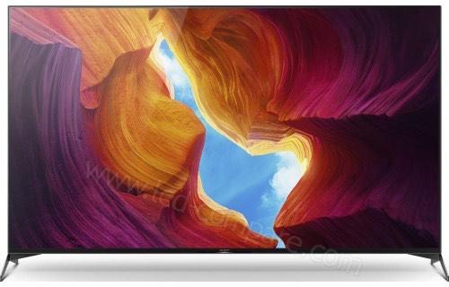 """TV 65"""" Sony Bravia KD-65XH9505 - 4K UHD, HDR10, Dolby Vision & Atmos, Smart TV (Via ODR de 150€)"""