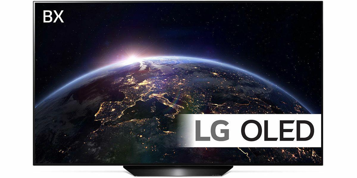 """Téléviseur OLED 55"""" LG OLED55BX - UHD-4K"""