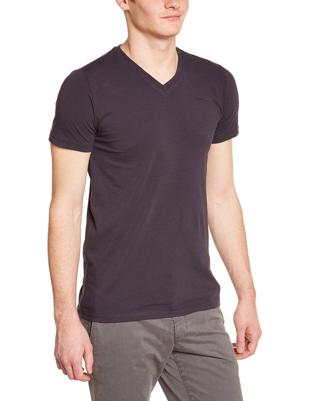 T-shirt Homme Teddy Smith col v