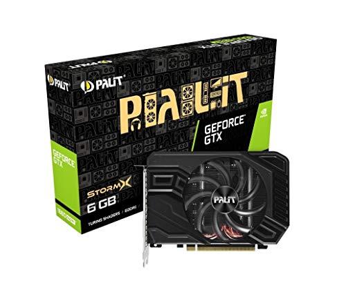 Carte graphique Palit GeForce GTX 1660 Super StormX - 6 Go