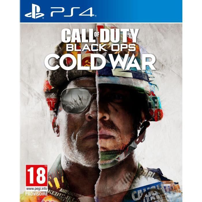 [Cdiscount à volonté / Précommande] Call of Duty Black Ops Cold War sur PS4 (+ 15€ sur la cagnotte)