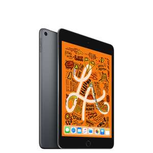 "Tablette tactile 7.9"" Apple iPad mini 5 - Full HD, A12, 3 Go de RAM, 64 Go, Wi-Fi (Frontaliers Suisse)"