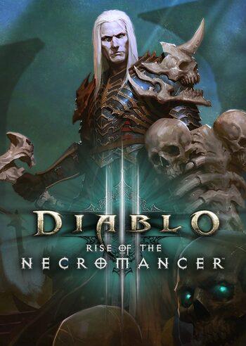 DLC Diablo 3 : Rise of the Necromancer sur PC (Dématérialisé)