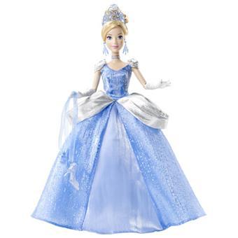 Poupée Mattel - Disney Princesse - Cendrillon Merveilleuse