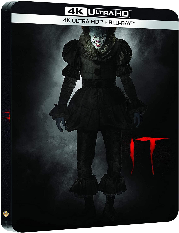 Sélection de Blu-Ray en promotion - Ex: Blu-ray Steelbook 4K - Ça (bluecatscollectibles.com)