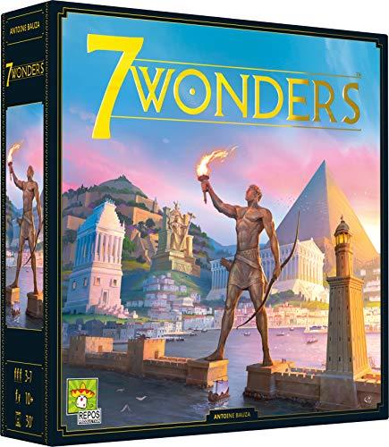 Jeu de société 7 Wonders (Édition 2020)