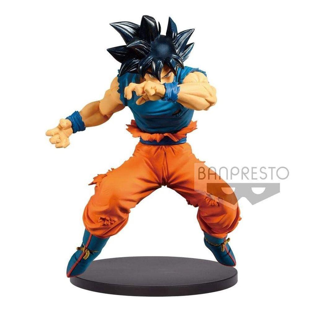 Figurine Banpresto Dragon Ball Z Blood of Saiyans Special II Aon Goku - Nin-Nin-Game.com