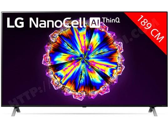 "TV Nanocell 75"" LG 75NANO90 - UHD 4K, HDR, Smart TV, Dolby Vision"