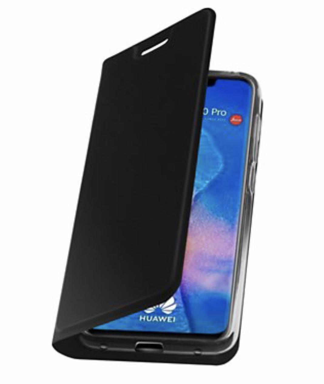 Etui de protection Essentiel B pour Huawei Mate 20 Pro - Noir