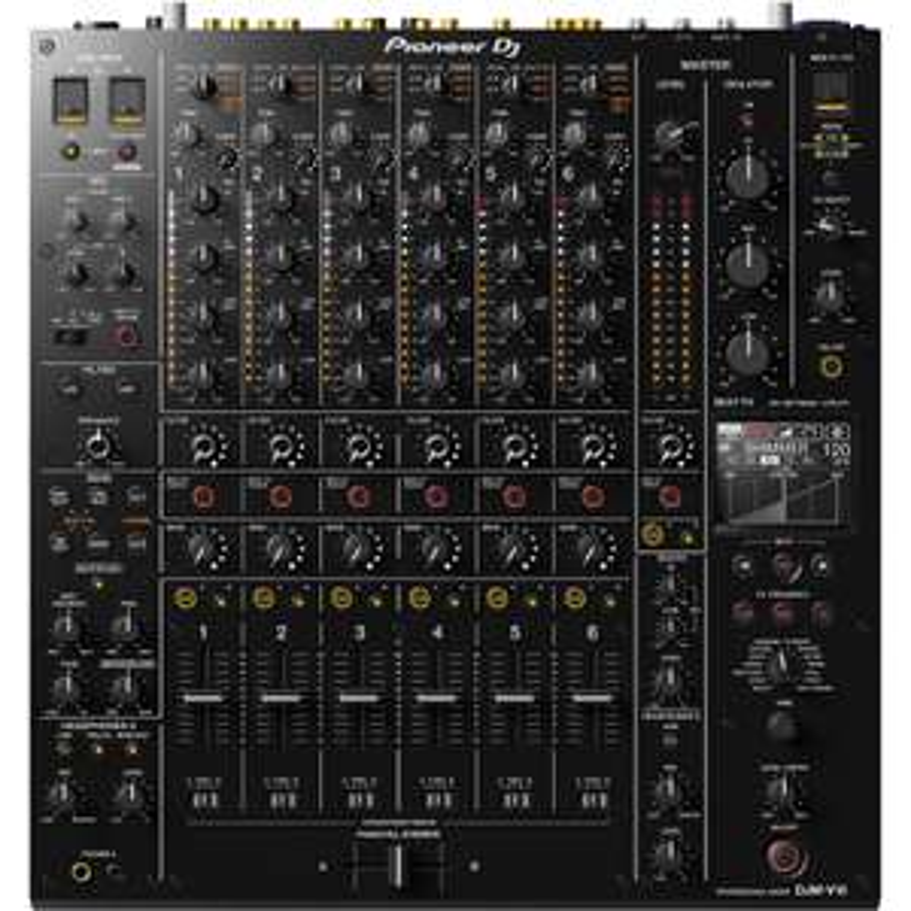 Table de mixage Pioneer DJ DJM-V10 (recordcase.de)
