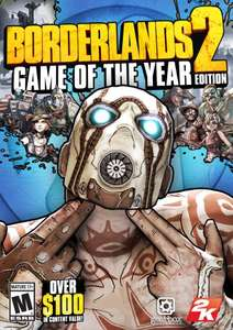 "Borderlands 2 Edition ""Game Of The Year"""