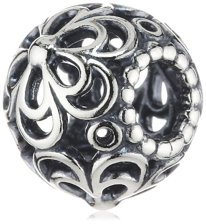 Sélection de bijoux Pandora en promo - Ex :  Boule Fleurs Argent 925/1000