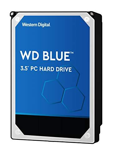 "Disque dur interne 3.5"" Western Digital Blue Desktop SATA III - 4 To"