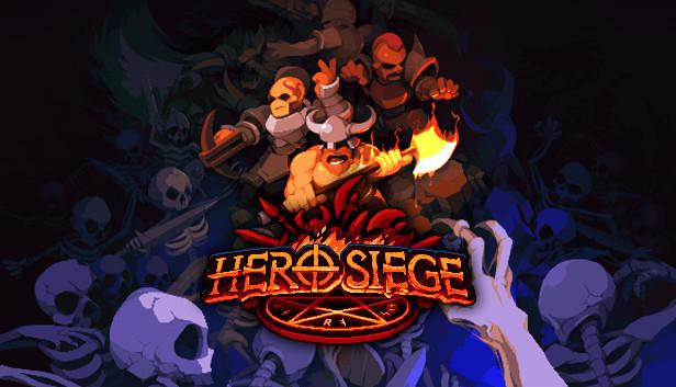 Jeu Hero Siege sur PC (Dématérialisé, Steam)