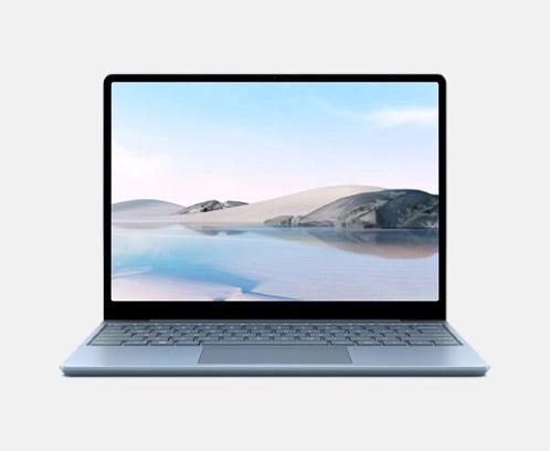 Jusqu'à 500€ de reprise parmi une sélection de produits pour l'achat d'un Surface Laptop Go/Surface ProX