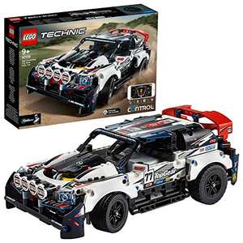 Jeu de construction Lego Technic (42109) - La voiture de rallye contrôlée