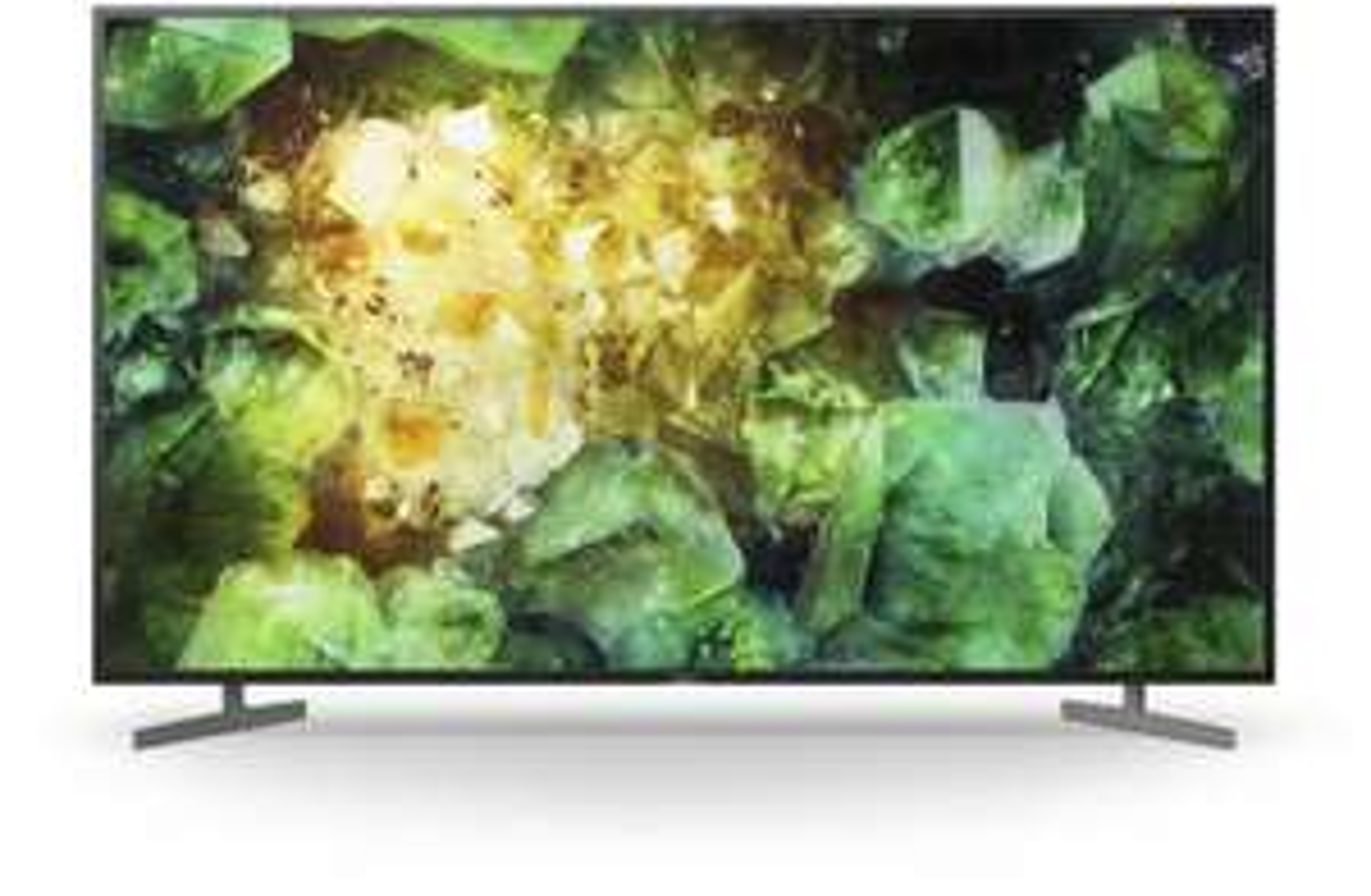 "TV 65"" Sony KD65XH8196BAEP - 4K UHD, HDR, Smart TV"