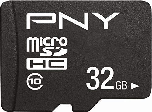 Carte mémoire MicroSD PNY Performance Plus C1 - 32 Go