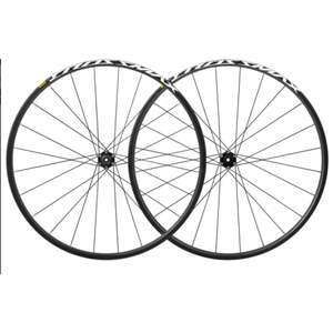 "Paire de roues 29"" MAvic Crossmax Disc Boost - 15x110mm / 12x142mm, Black"