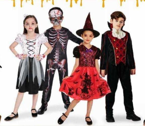 Set de déguisement pour Halloween