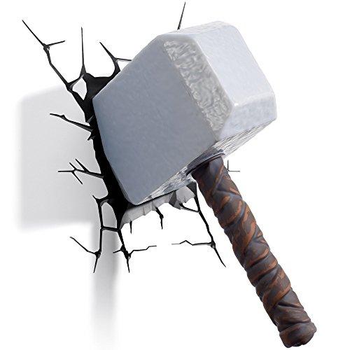 Applique murale 3D marteau de Thor (vendeur tiers)