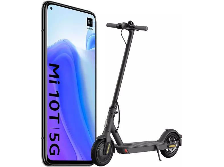 "Smartphone 6.67"" Xiaomi MI10 T - 128 Go, 6 Go + Xiaomi Mi Scooter électrique essentiel (Frontaliers Espagne)"